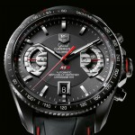 TAG HEUER Grand Carrera Chronographe RS