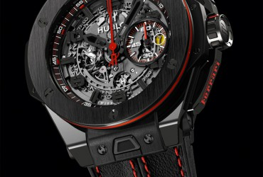 hublot king power all black unico. Black Bedroom Furniture Sets. Home Design Ideas